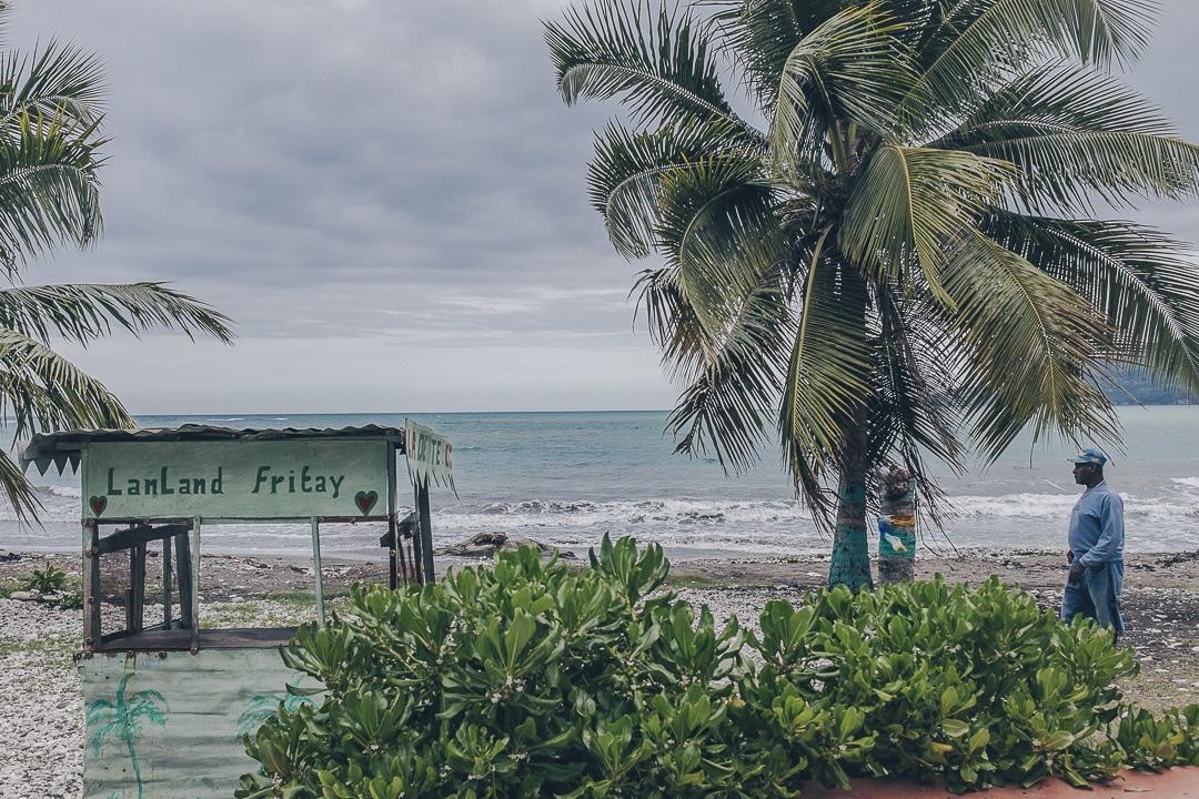Front de mer à Jacmel