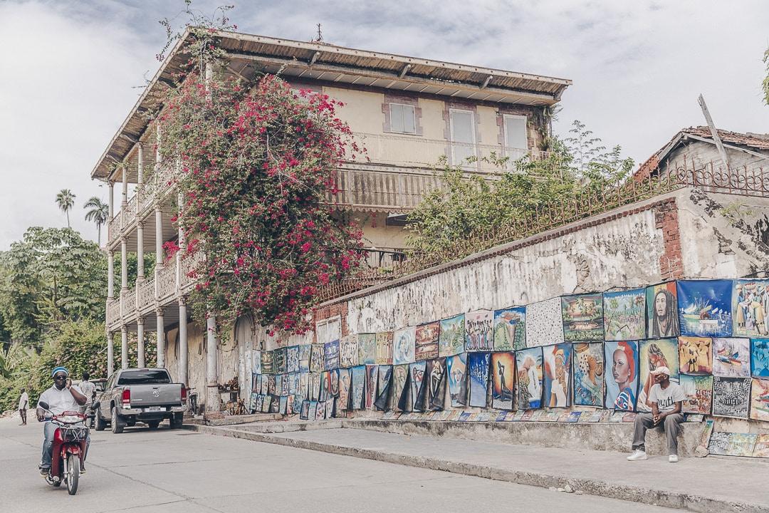 Jacmel, ville d'art - Haïti