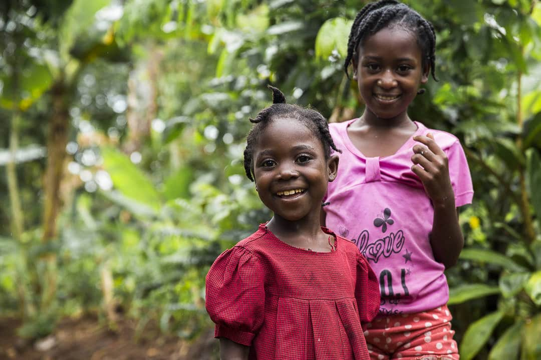 Les soeurs de la route du café en Haiti