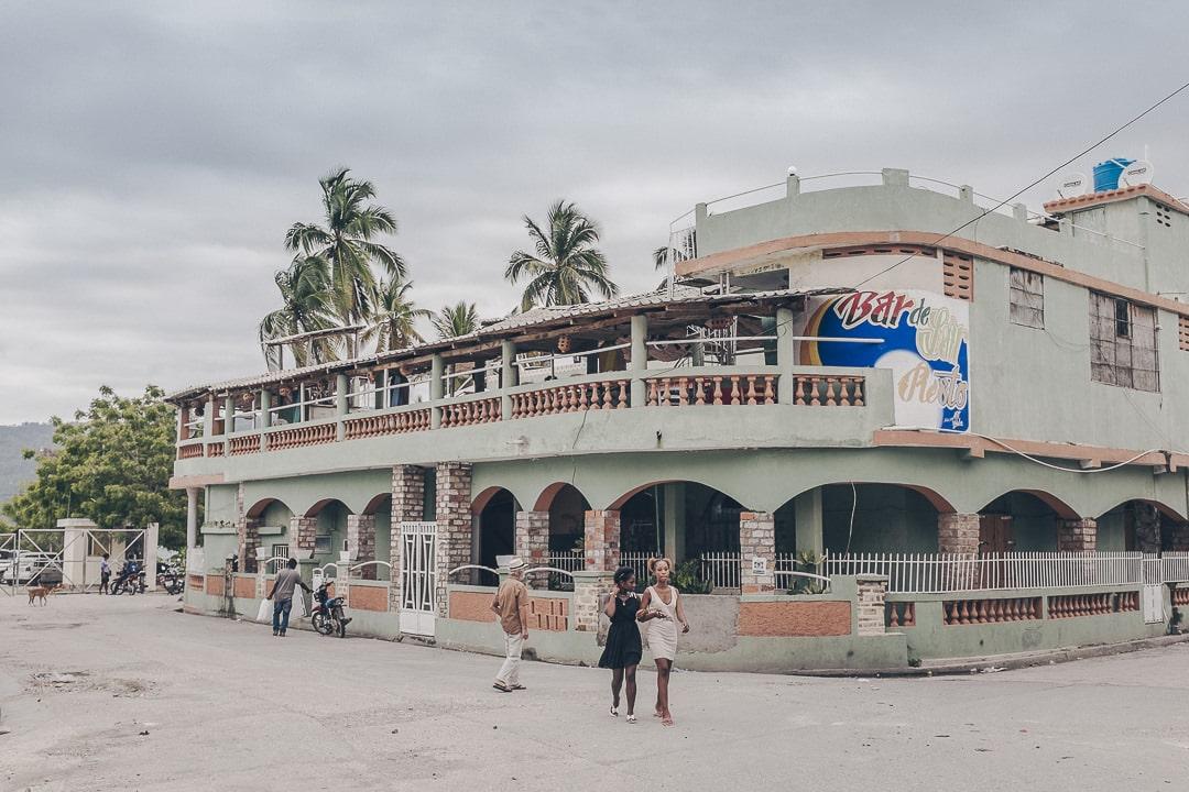 Les beautés de jacmel - Haïti