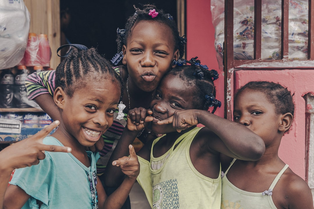 Les soeurs de Jacmel - Haïti