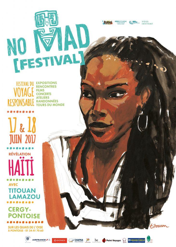 Affiche No Mad Festival 2017