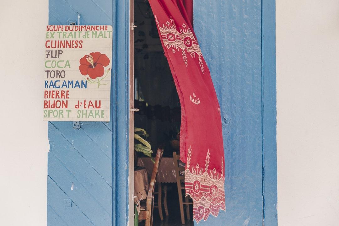 bar de la rue du commer - Jacmel - Haiti