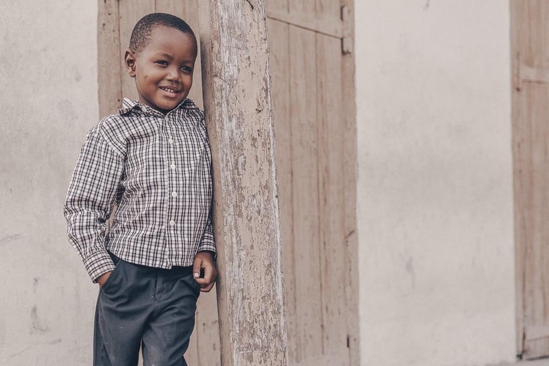Birthday boy - Jacmel Haïti