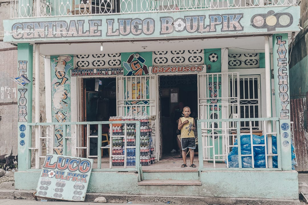 Magasin de Jacmel - Haïti