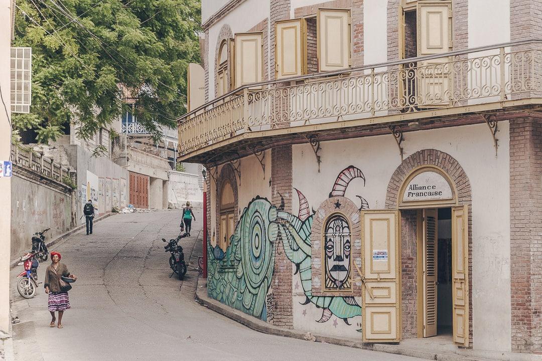 Alliance Française Jacmel