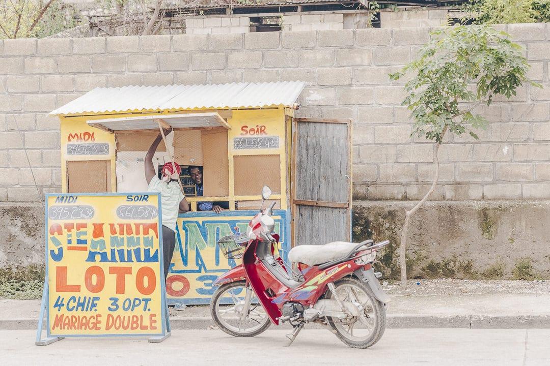 La borlette, la lotterie en Haïti
