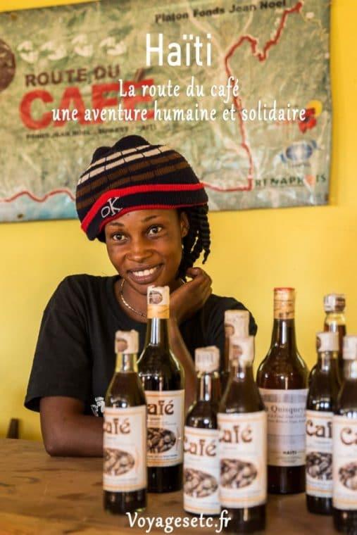 La route du café, une aventure humaine et solidaire en Haïti