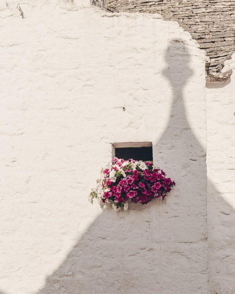 Trullo en ombre et lumière - Alberobello - Les Pouilles, Italie