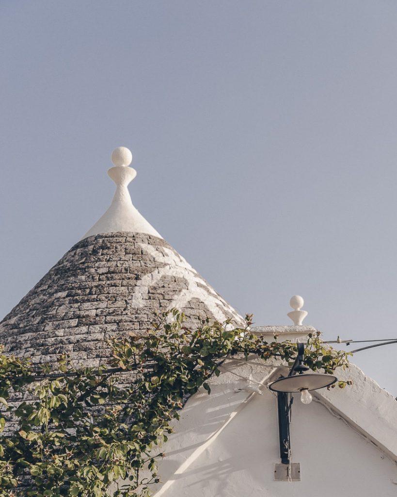 Alberobello - Les Pouilles, Italie