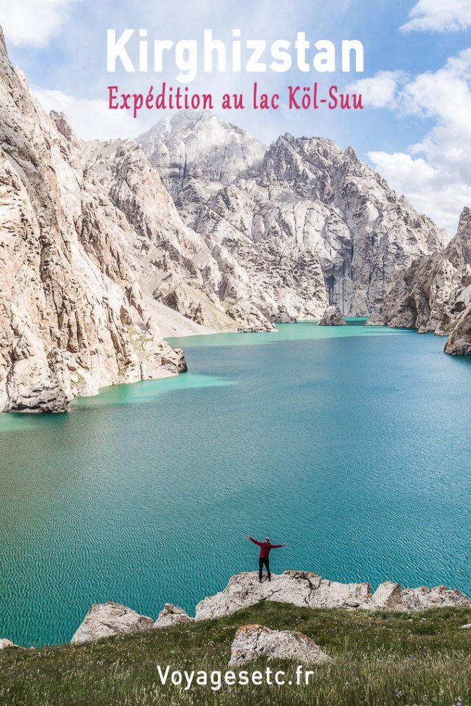 Expédition au lac Köl-Suu, récit et conseils pratiques - Kirghizstan
