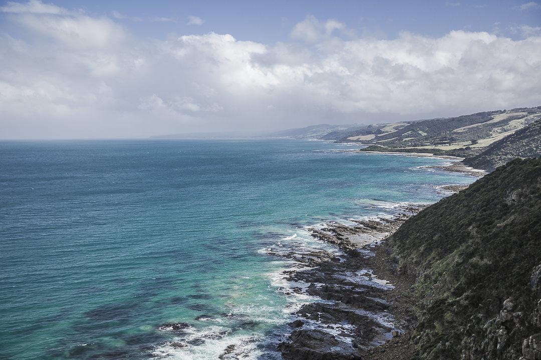 Cap Patton - Great Ocean Road, Australie