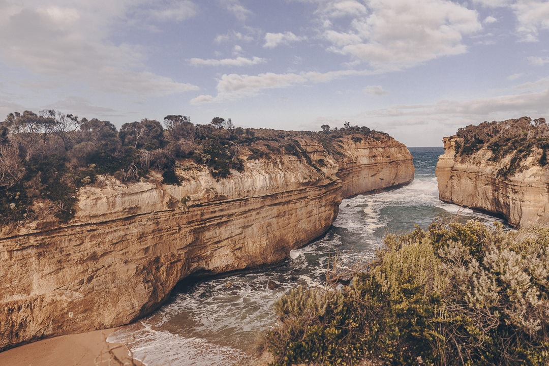Lord Ard Gorge - Parc national Port Campbell - Great Ocean Road, Australie