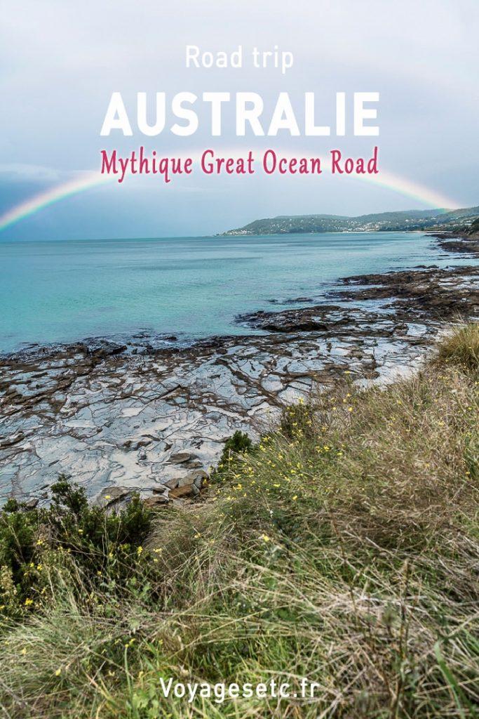 Road trip mythique sur la Great Ocean Road en Australie