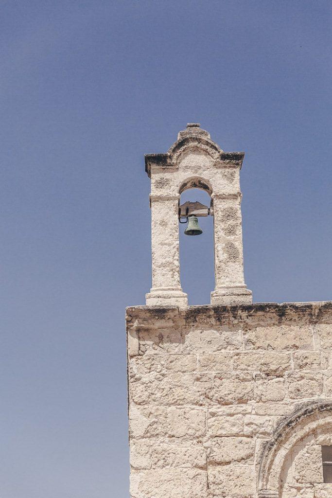 Chapelle de Polignano a mare - Les Pouilles, Italie