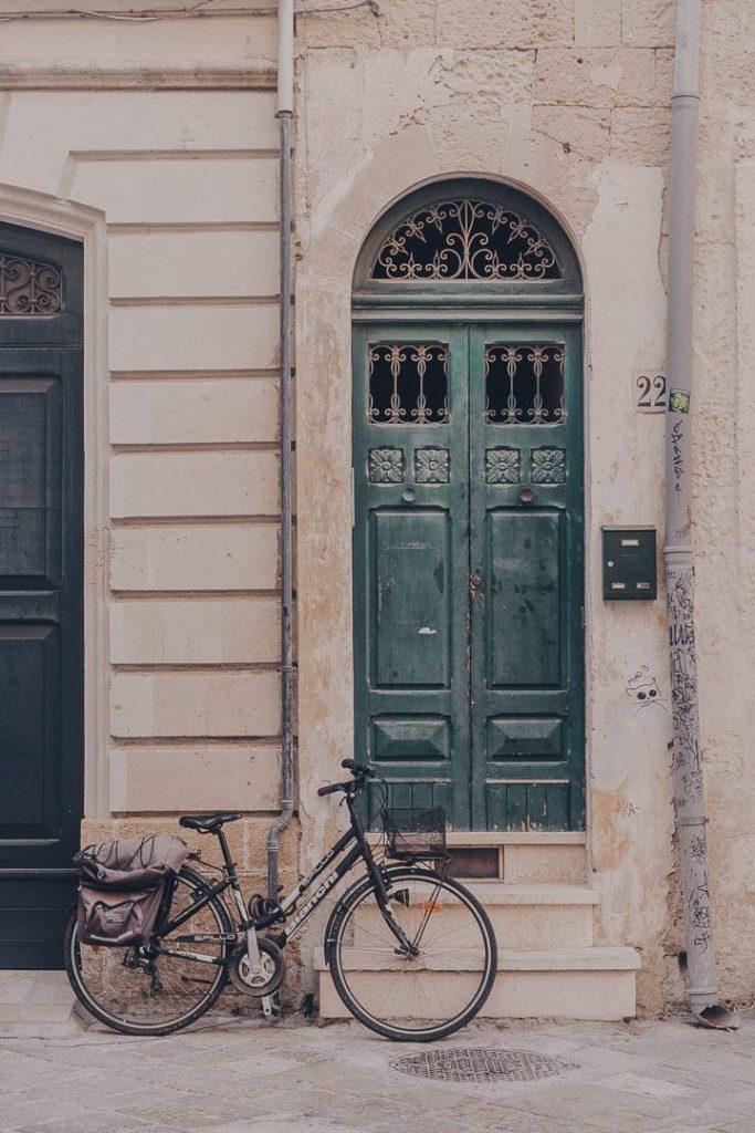 Dans les rues de Lecce - Les Pouilles, Italie