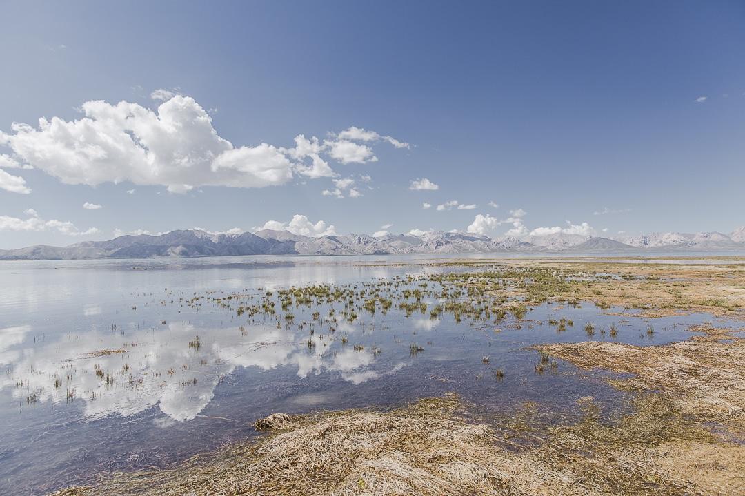 Lac Chatyr Koul - Kirghizstan