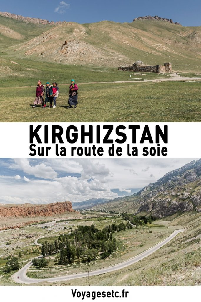 voyage au Kirghizstan sur la route de la soie
