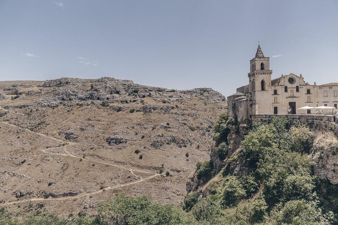 Cathédrale de Matera - Basilicate, Italie