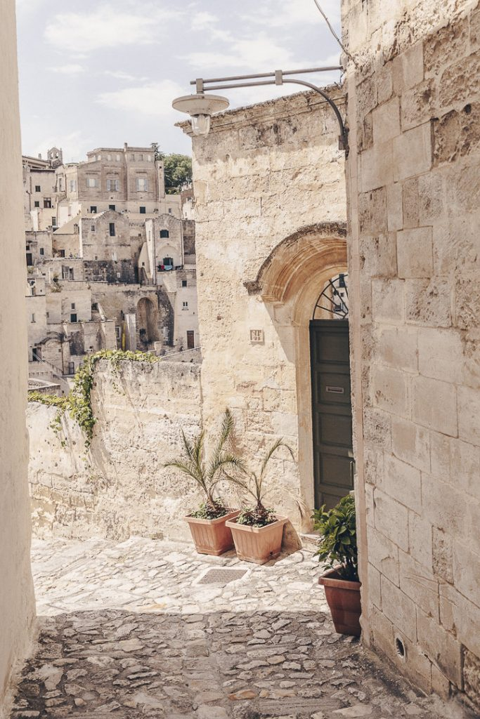 Matera - Basilicate, Italie