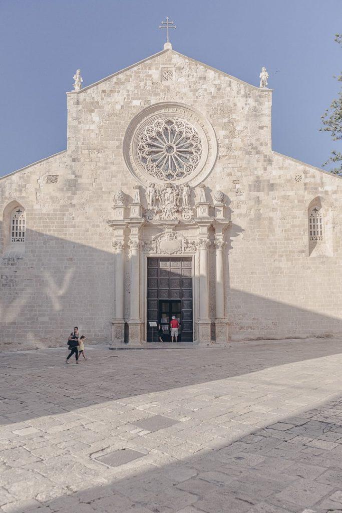 Duomo d'Otrante - les Pouilles, Italie