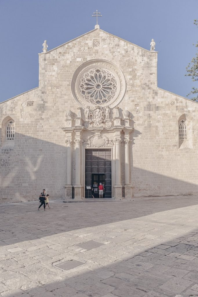 Duomo of Otranto - Apulia, Italy