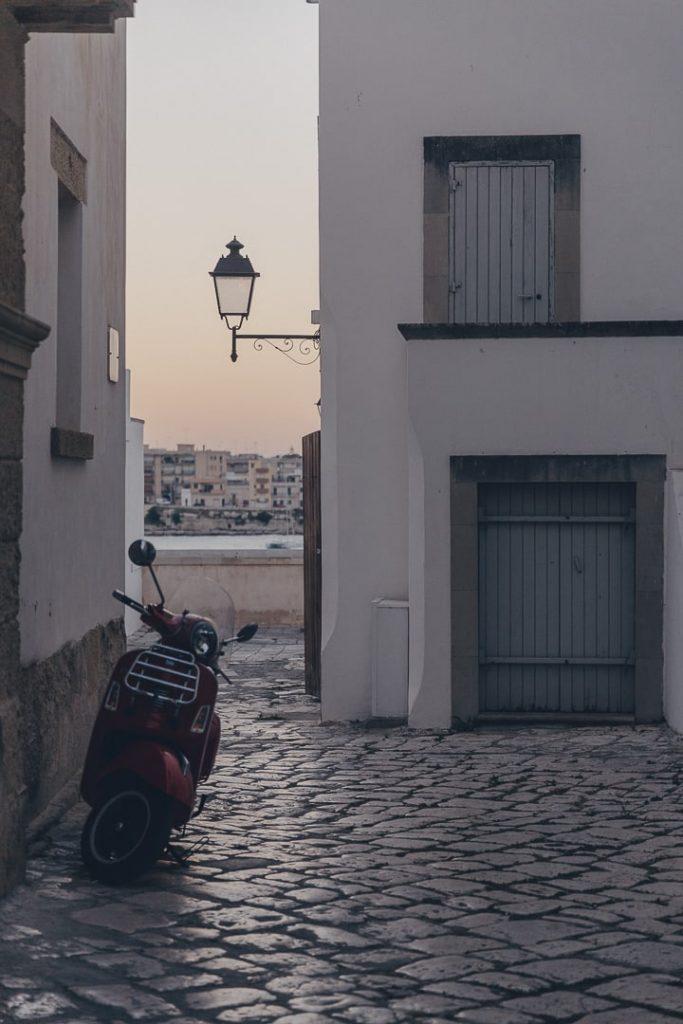 Ruelle d'Otrante - Les Pouilles, Italie