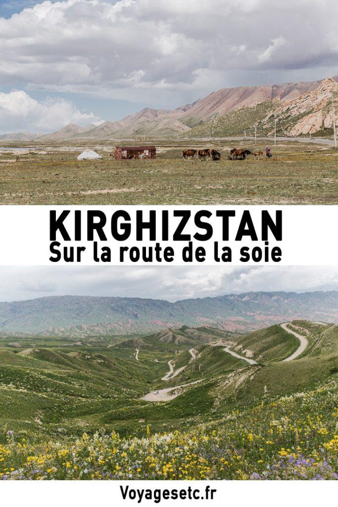 Voyage au Kirghizstan : 4 jours sur la route de la soie