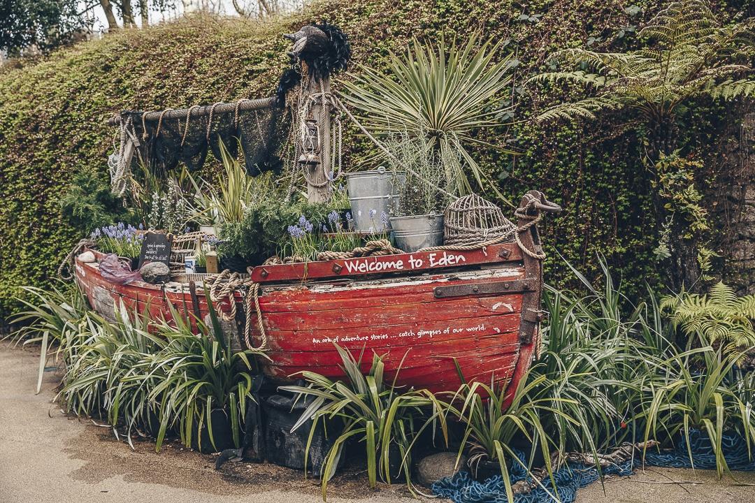 Eden Project, Cornouailles - Angleterre #lovecornwall #VisitBritain