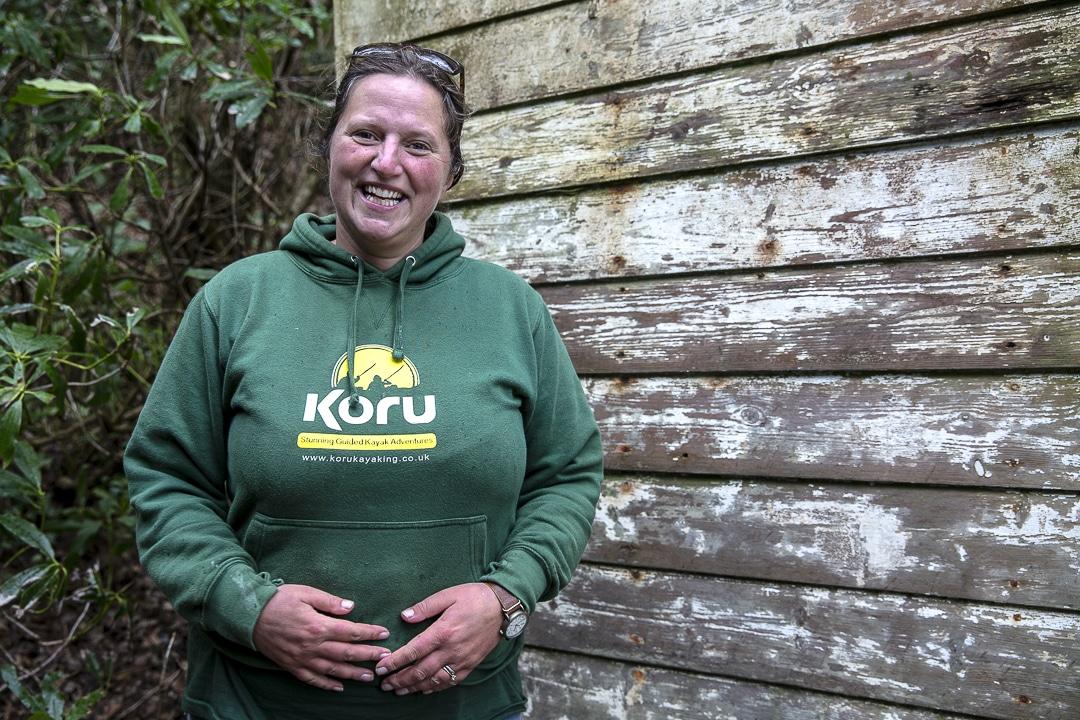 Hetty, Kory Kayaking, Cornouailles - Angleterre #lovecornwall #VisitBritain