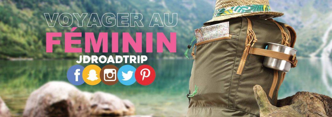Comment se préparer à son premier voyager seule ? La communauté de JD Road trip sur Facebook est une mine d'information