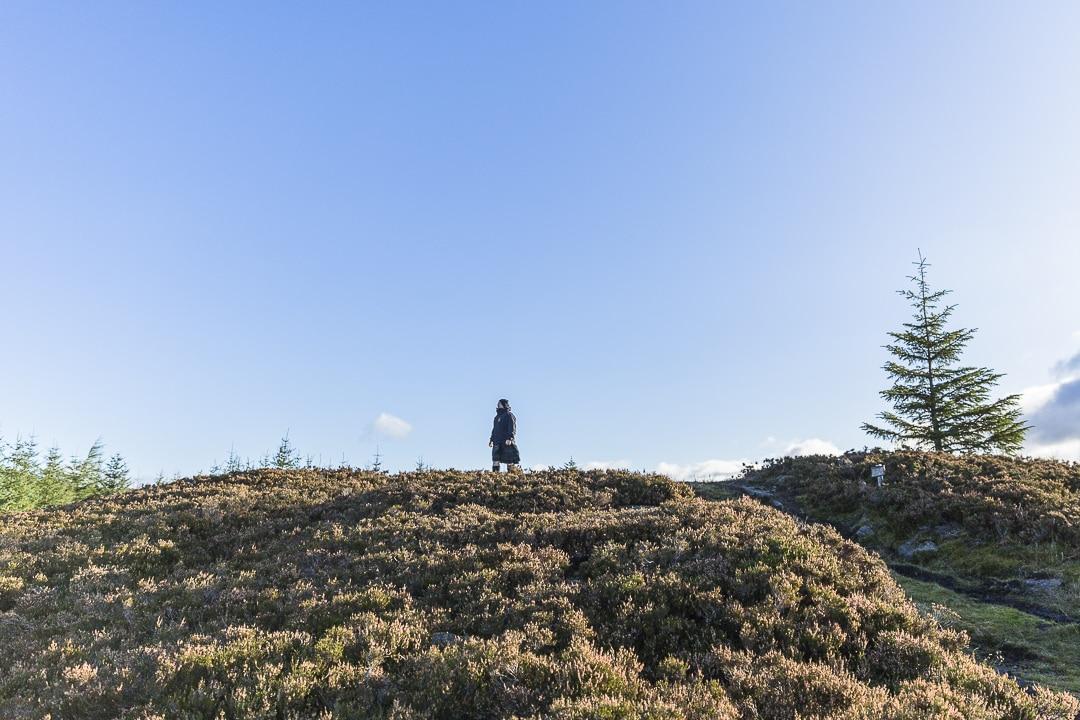 Chez Highland Safaris, les rangers sont en kilt ! Classique :) #visitscotland #ecosse