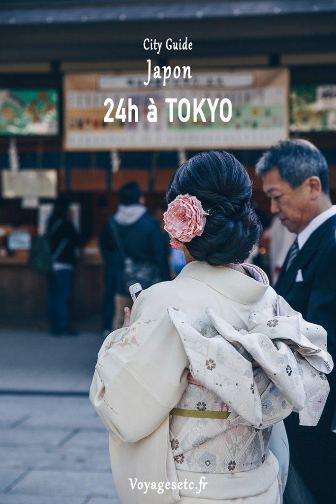Visiter Tokyo en une journée, que voir que faire ? Mon city guide