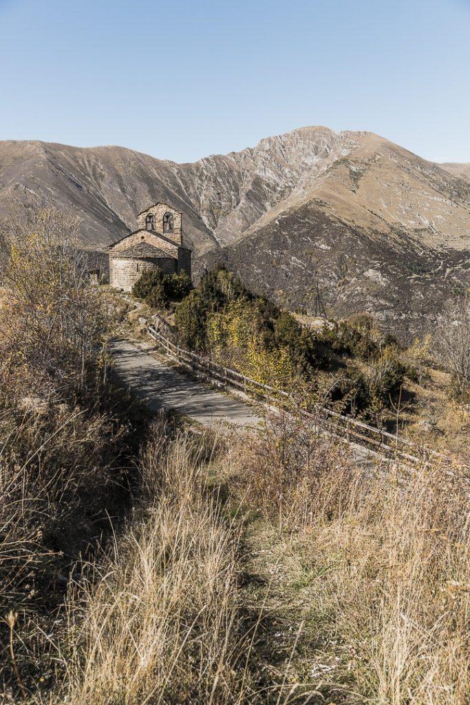 L'Ermitage de Sant Quirc de Durro classé au patrimoine mondial de l'Unesco #catalogne #macatalogne #unesco