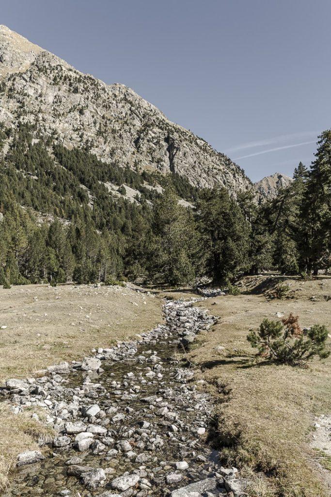 Les eaux tortueuses du parc d'aiguestortes - Catalogne #macatalogne #catalogne