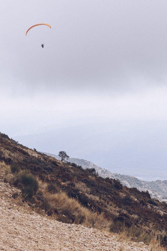 Parapente au col d'Ares en Catalogne #macatalogne #catalogne