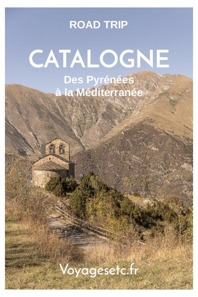 Road trip de 15 jours en Catalogne des Pyrénées à la Méditerranée #road trip #Catalogne
