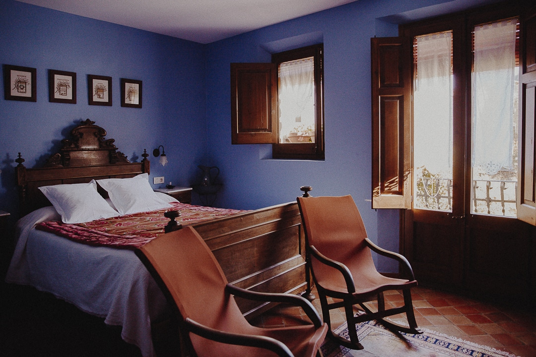 Chambre Casa Leonardo, Senterada, Catalogne #roadtrip #catalogne