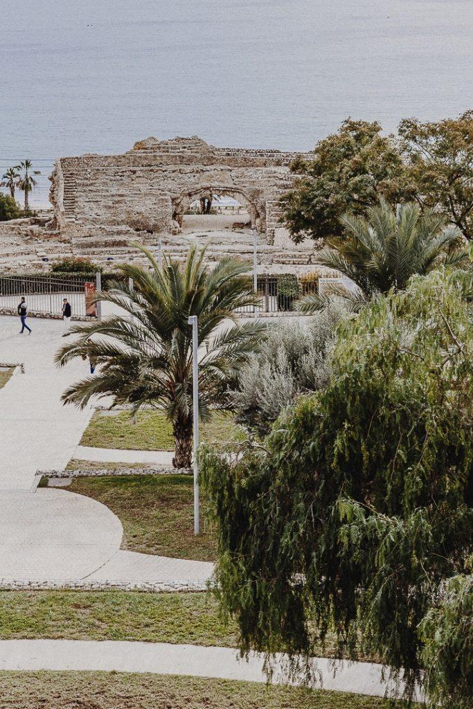 amphithéatre romain de Tarragone #catalogne #tarragone #roadtrip