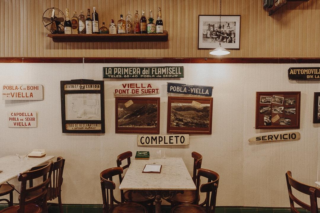 Cafe de la union, La pobla de Segur #roadtrip #catalogne