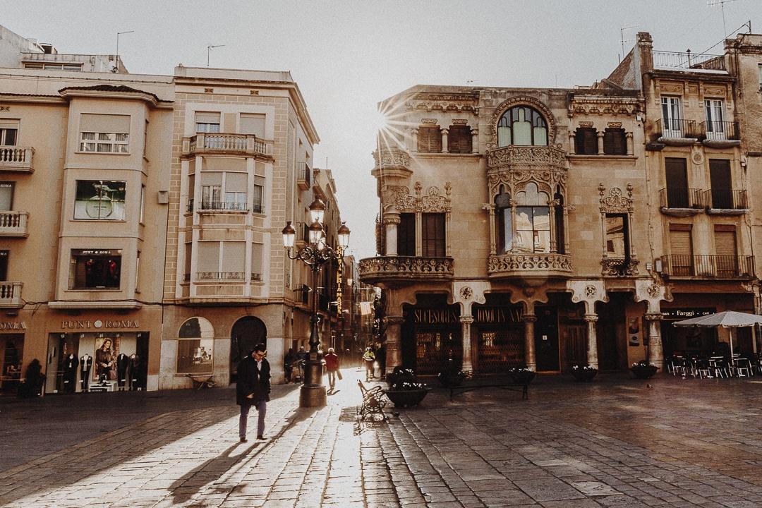 Casa Navas, bijour du modernisme à Reus #modernisme en Catalogne #reus #catalogne