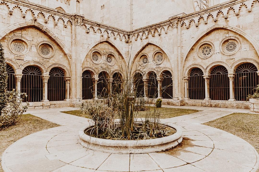 Cloitre de la cathédrale de Tarragone #catalogne #tarragone #roadtrip
