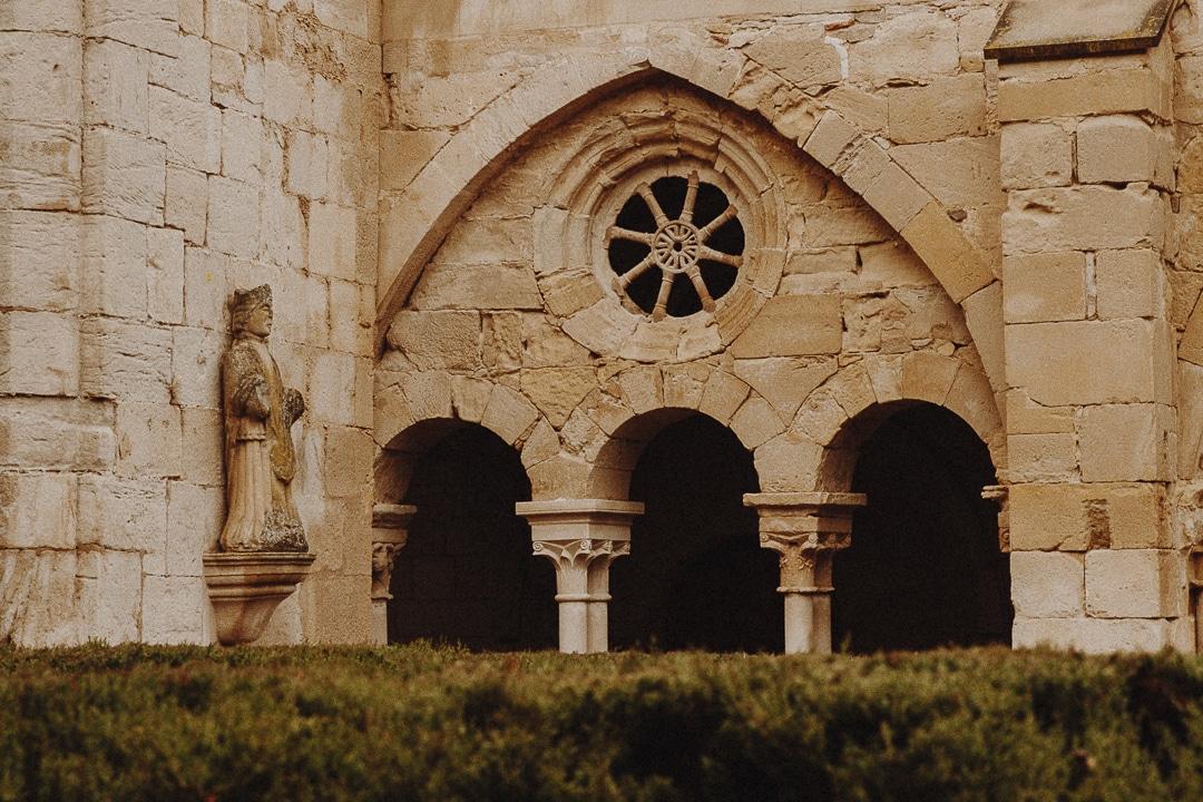 Cloitre du monastère de Vallbona de les monges #catalogne #roadtrip