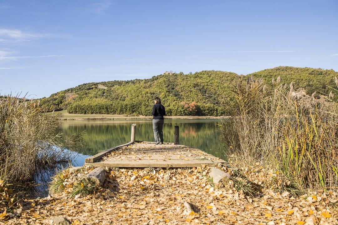 Etang de Moncortes, Catalogne #roadtrip #catalogne