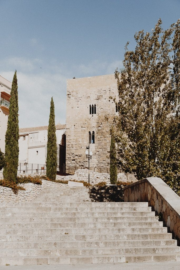 Murs romains de Tarragone - #catalogne #roadtrip
