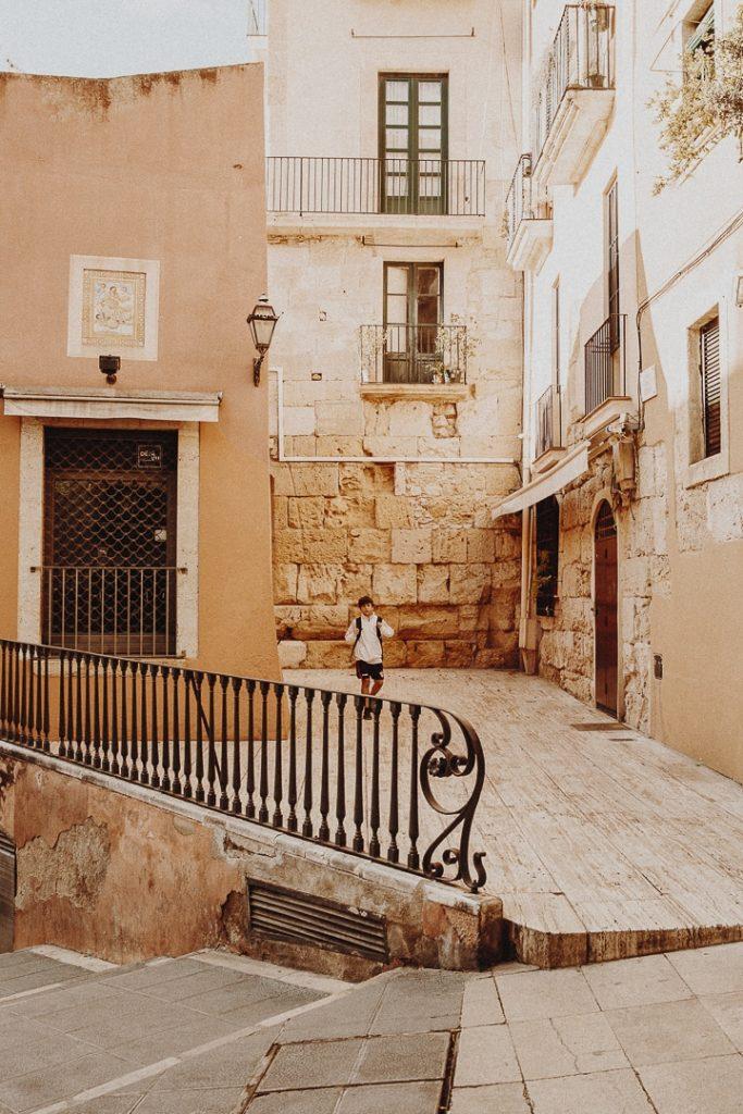 Dans les rues de Tarragone #catalogne #roadtrip