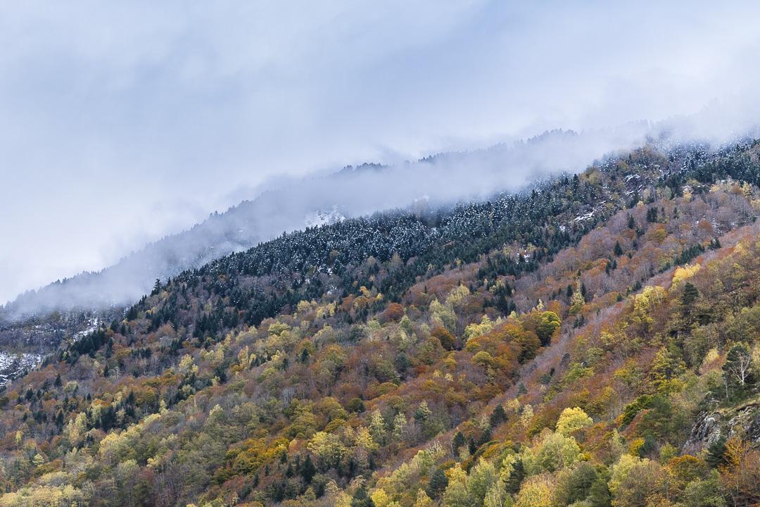 Val d'aran entre hiver et automne #catalogne #roadtrip