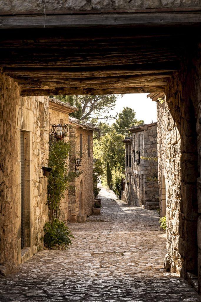 village de Siurana dans le parc du Montsant en Catalogne #roadtrip #catalogne