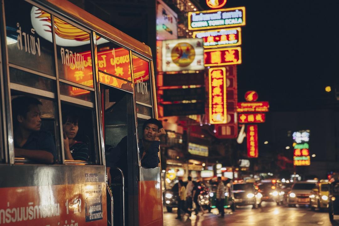 Dormir à Chinatown à Bangkok - un quartier animé mais bruyant #thailande #bangkok