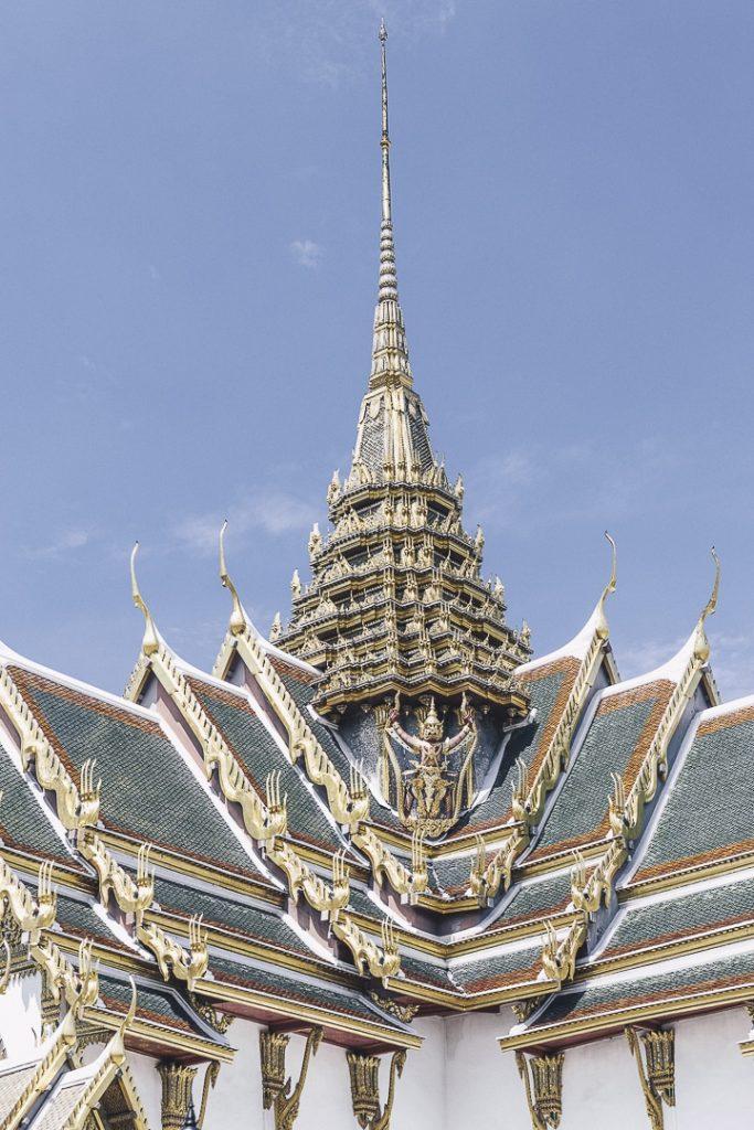Le grand Palais de Bangkok #bangkok #thailande